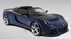 Lotus Exige S Roadster : Armure légère