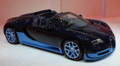 Bugatti Veyron Grand Sport : Encore une Veyron ?!
