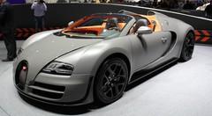 Bugatti Veyron Grand Sport Vitesse : une version de plus !