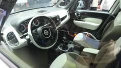 Fiat 500L : Et maintenant, l'intérieur !