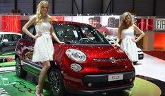 Fiat 500 L, rien à voir