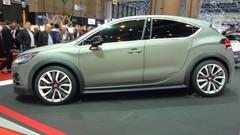 Citroën DS4 Racing Concept, ça va rugir !