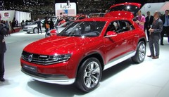 Volkswagen Cross Coupé Concept : 306 ch et 1,8 l/100 km