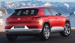 Vidéo Volkswagen Cross Coupé : Concept couteau suisse