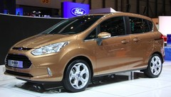 Ford B-Max : en direct du Salon de Genève