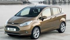 Ford B-Max : tous les détails