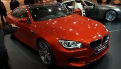 La vidéo de la BMW M6 Coupe