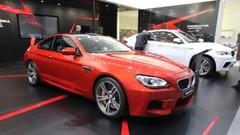 La BMW M6 Coupé met le double turbo