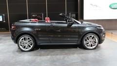 Range Rover Evoque Cabriolet, la classe britannique