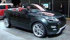 Range Rover Evoque Convertible Concept : inutile donc indispensable