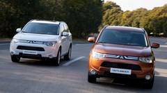 Mitsubishi Outlander : 3ème génération