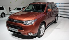Mitsubishi Outlander : Acte II