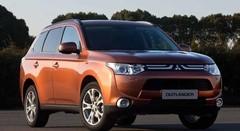 Mitsubishi Outlander : Bien lisse, le SUV !