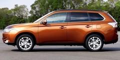Mitsubishi présente à Genève la troisième génération d'Outlander