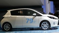 Toyota Yaris Hybride 100 ch : 79 g et 16 500 euros