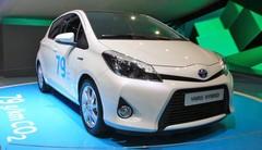 Toyota Yaris Hybride : la version définitive est à Genève
