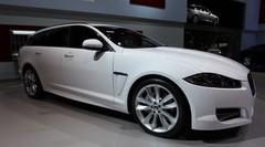 Jaguar XF Sportbrake, c'est réussi !