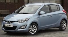 Hyundai i20 restylée