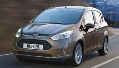 Prix Ford B-Max : Positionnement bien étudié