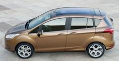 Ford B-Max : les tarifs