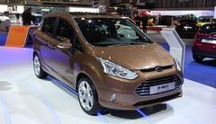 Ford B-Max : le minispace montant