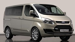 Le Ford Tourneo Custom Concept