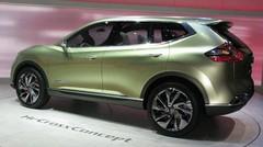 Nissan HI-Cross Concept : Qashqai XL