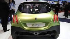 Suzuki G70 : cartoon car