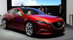 Mazda Takeri : future 6