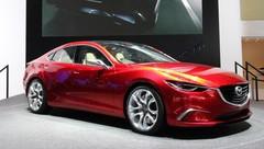 Mazda Takeri : La future Mazda6 ?
