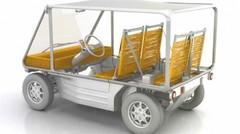 La première voiture dessinée par Philippe Starck est électrique
