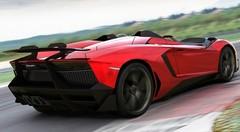 Vidéo Lamborghini Aventador J : Concerto molto grosso