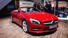Nouveau Mercedes SL : nouveau regard