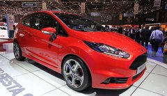 Ford Fiesta ST : un showcar plus vrai que nature