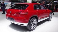 Volkswagen concept Cross Coupé