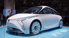 Toyota FT-Bh concept, toutes nos photos