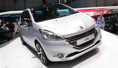 Vidéo Peugeot 208