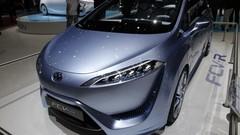 Toyota FCV-R : le futur est là