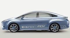 Toyota : l'hydrogène en grande série dès 2020