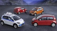 Volkswagen up!: Aussi polyvalente qu'un couteau suisse