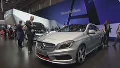 Emission Automoto : Salon de Genève, Peugeot 208
