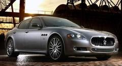 Future Maserati Levante: la petite Quattroporte