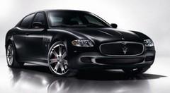 Bientôt une Maserati Levante ?