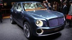 Bentley EXP 9 F Concept, du très lourd !