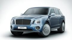 Bentley EXP 9 F: un design déjà remis en cause