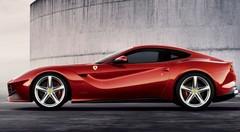 Vidéo Ferrari F12 Berlinetta : La diva fait salon