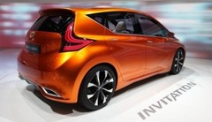 Nissan Invitation Concept : Note d'intention