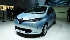 Vidéo Renault Zoé