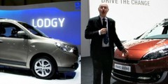 Dacia Lodgy contre Renault Grand Scénic : Faux rivaux