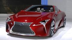 Lexus LF-LC : l'hybride plus